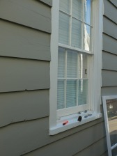 window sash restoration- cold spring ny 10516