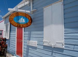 Bahamas signage