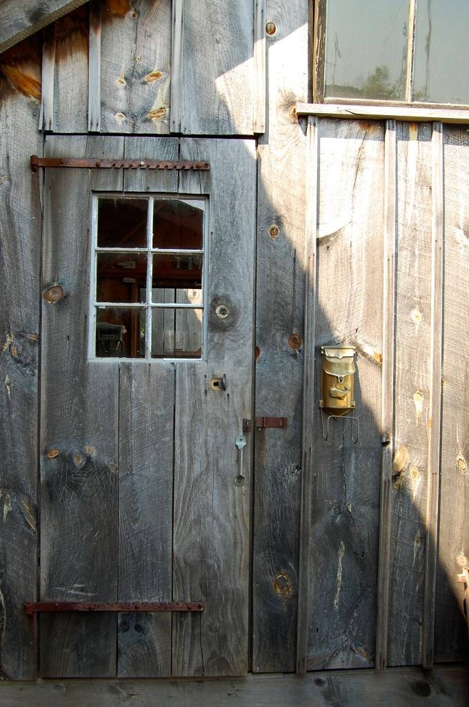 Raw Door