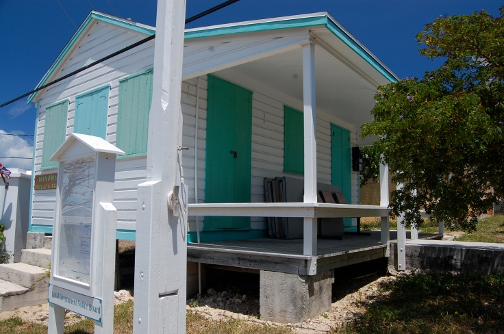 Bahamas Door