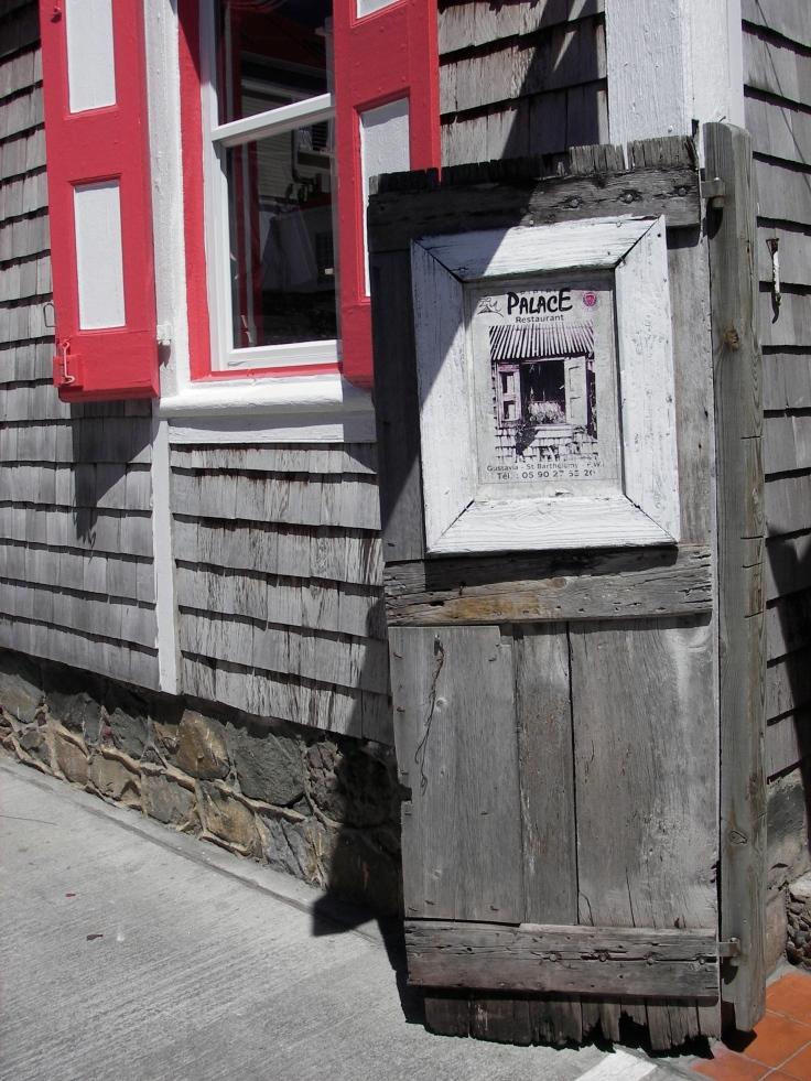 St Barths Door