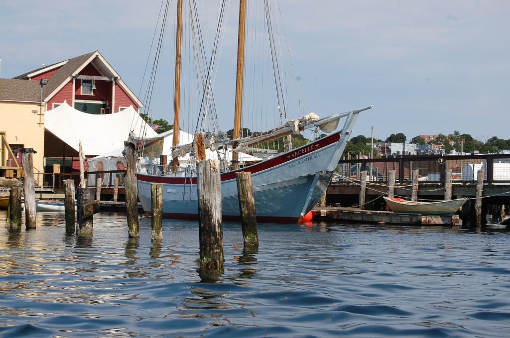 sailboat Gloucester MA