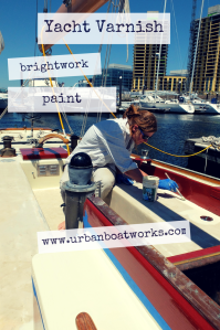 We restore & refinish all matters of brightwork for yacht and home.