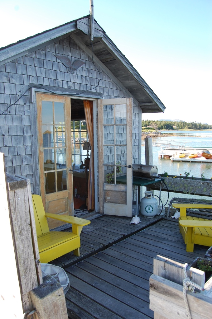 Little Cranberry Island Bait Shack