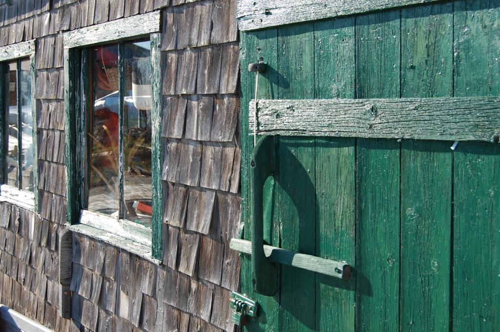 Bait Shacks of Maine