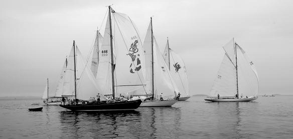 eggimogin reach regatta- no wind