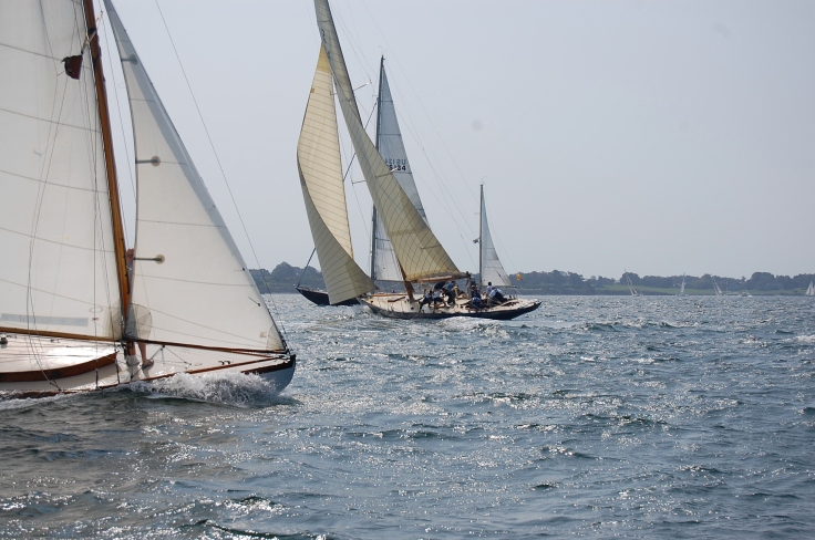 before the start- Long Island Sound
