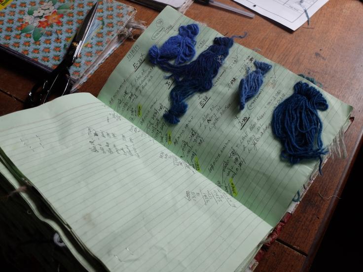 dye master book