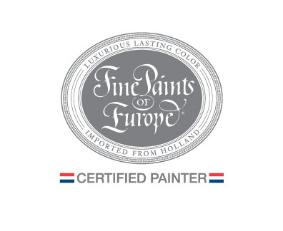 Fine Paint of Europe Certified painter