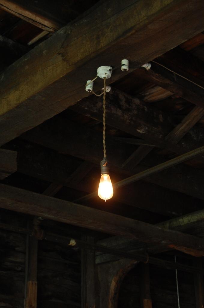 knob and tube lighting