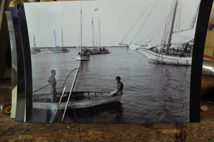 sponge fishermen