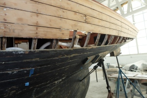 wooden boat repair new york