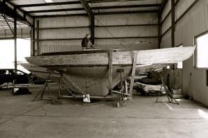 wooden boat repair- new york