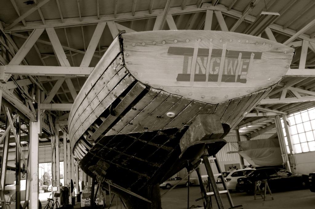 Ingwe s boat repairs