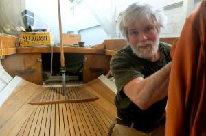 wooden boat restoration new york