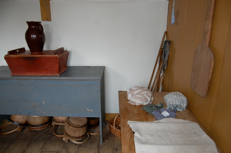 old kitchen at sturbridge