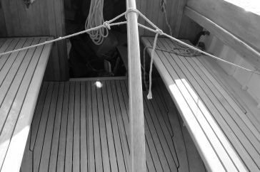 New Cockpit for Allegro S Class Herreshoff