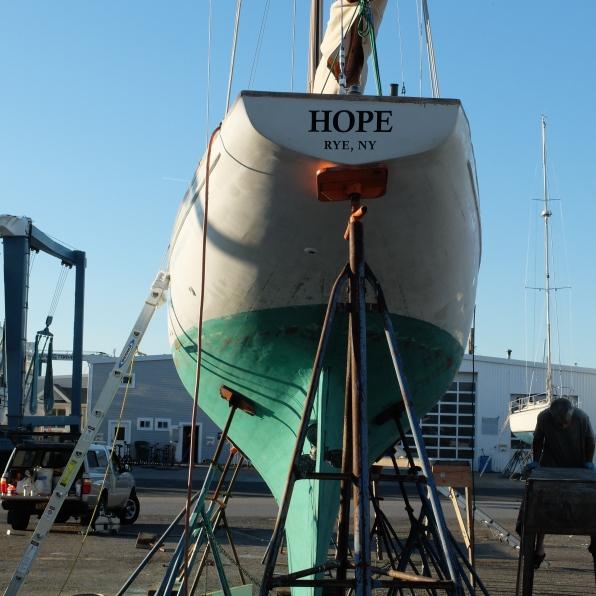 Hope Wooden Boat