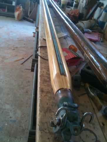 Aegir Boom Repair